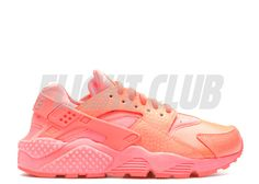 The Nike Air Huarache Atomic Pink lauched last week and is selling