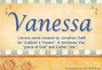 Instagram Foto Ideen Vanessa Name Meaning
