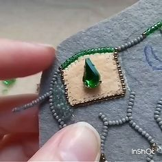 Делюсь знаниями. Обещала сделать видео с хаотичной вышивкой бисером. Ну вот как бы и оно - на примере слоника. Как по мне - ничего…