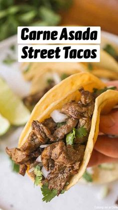 Meat Recipes, Cooking Recipes, Healthy Taco Recipes, Healthy Tacos, Mexican Cooking, Healthy Mexican Food, Easy Mexican Food Recipes, I Love Food, Good Food