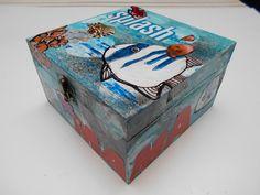 caja peces