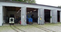 Feldbahn- museum Herrenleite (Pirna,  Sachsen) (1)
