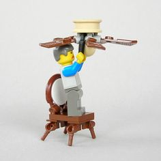 This site is not sponsored, authorized, or endorsed by the LEGO Group. LEGO is a trademark of the...