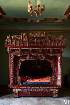Inside Celebrity Homes: Crispin Glover's Restored Chateau