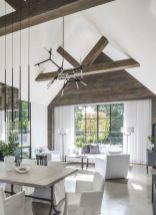 Modern farmhouse dining room decor ideas (31)