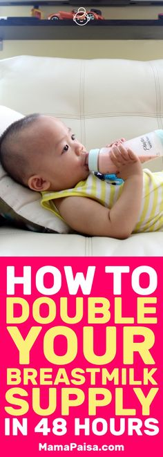 I wanted to increase my breastmilk supply so I went out searching for tips to increase breastmilk. Here is what I found. #BabyTips #Pregnancy
