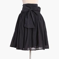 Retail Therapy Skirt in Black | Ruche $36.99