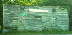 Miser Station Store in Blount County, Tennessee.