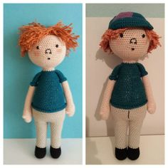 Crochet For Boys, Boy Doll, Amigurumi Patterns, Schmidt, Crochet Dolls, Crocheting, Diy And Crafts, Cartoons, Teddy Bear