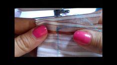 un trucchetto veloce per migliorare la cucitura