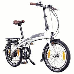 Lyon, E Bike City, E Mountain Bike, Folding Bicycle, Motor, Trekking, Mini, Instagram, Vehicles