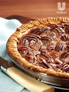 Make sure you have all your favorites this Thanksgiving! Bring the Classic Pecan Pie to the celebration. Our secret ingredient, I Can't Believe It's Not Butter, is sure to make this an instant hit.