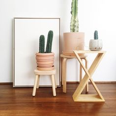 There are some good grownup finds you might be overlooking. - Home Decor -DIY - IKEA- Before After Kids Stool, Plant Stand, Ikea Stool, Diy Kids Furniture, Ikea Plant Stand, Ikea Kids, Diy Plants, Diy Plant Stand, Ikea Plants