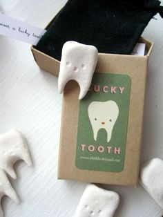 Lucky Teeth by The Black Apple