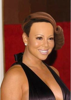 Hairstyles Mariah Carey Should Try While On American Idol!