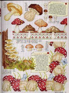 ru / Фото - Frutas e verduras - Cross Stitch Fruit, Cross Stitch Kitchen, Cross Stitch Needles, Cross Stitch Heart, Cross Stitch Flowers, Cross Stitching, Cross Stitch Embroidery, Cross Stitch Designs, Cross Stitch Patterns
