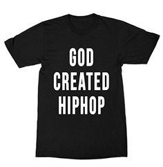 God Created Hiphop Shirt - Christian Shirt FUNKI SHOP https://www.amazon.com/dp/B01N3SCPC2/ref=cm_sw_r_pi_dp_x_oAgjybB8PHQTE