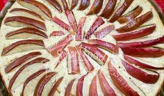 Apfel Zitronen TarteLowCarb