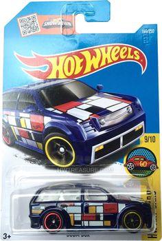 Boom Box Hot Wheels 2016 Super Treasure Hunt - HWtreasure.com