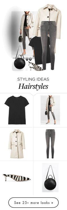 """"""".........."""" by svetlanachanturiya on Polyvore featuring Marc Jacobs, ATM by Anthony Thomas Melillo, J Brand, Gianvito Rossi and Clare V."""