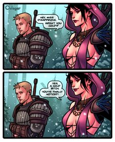 • Return to Ostagar Morrigan Dragon Age Origins alistair ostagar grey wardens witch of the wilds kate niemczyk bioware games kate-n-bd morrigan disapproves kate-n-bd •