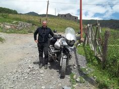 9200km in moto da solo tra Caucaso Georgia e Armenia » Viaggiare da Soli |