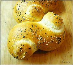 Limara péksége: Szent Lúcia szeme Bagel, Food And Drink, Lime, Bread, Baking, Foods, Drinks, Food Food, Food Items