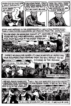 Maus - Art Spiegelman. so good, and so excruciating.