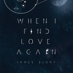 James Blunt - When I Find Love Again (Single cover)