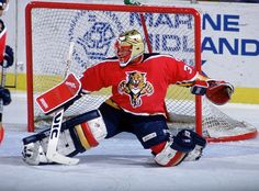 John Vanbiesbrouck, Florida Panthers Hockey Goalie, Ice Hockey, Soccer, Panthers Team, Florida Panthers, National Hockey League, Sports Illustrated, College Football, Sports News