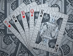 CRYSTALLUM, playing cards deck,...printed by USPCC by Xtu Productions — Kickstarter