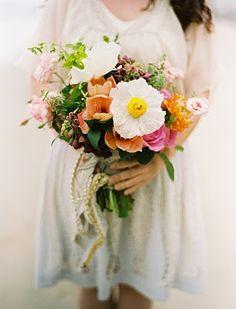 Flowerwild Designs - Mariage coloré #mariage #couleurs #multicolore