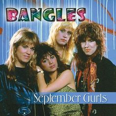 "Best Album ""September Gurls"" 1995"