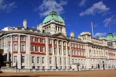 The Old Admiralty Building - home to Room 40 in World War I