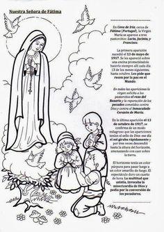 El Rincón de las Melli: Advocaciones: Nuestra Sra. de Fátima