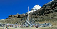 Mt Kailash Trek #kailash #kailashyatra #beautifulMountain #tibet #buddhist #asia #travel #trekking