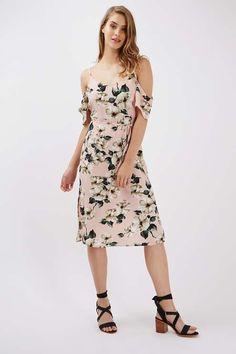 PETITE Floral Vanilla Dress - Dresses - Clothing - Topshop