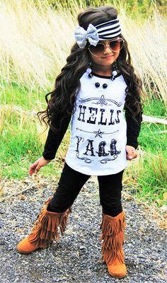 """Hello Ya'll"" Boutique Outfit #boutique-outfits #new #perfect-sets"
