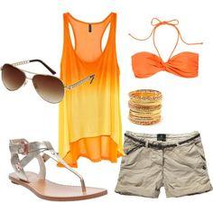 Si te gusta el color naranja, pero no te atreves a usarlo regularmente, te dejamos estos looks para que te inspires y te animes a darle un poco de color a tu guardarropa.
