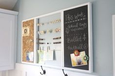 Tidy organizer lets everyone know what's happening