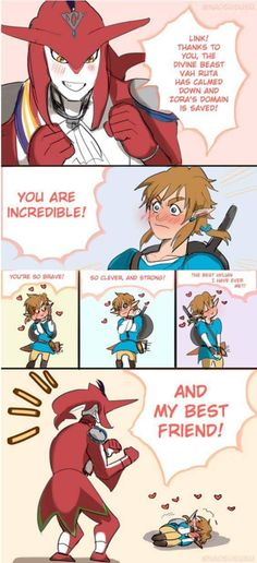 Sidon and Link Aucune source
