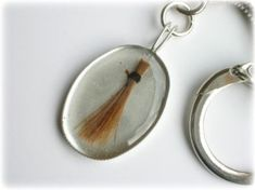 resin horse hair jewelry | Lock of Hair Keepsake - Pet Keepsake Gifts - Horse Hair Jewellery