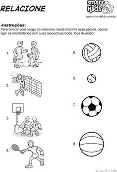 marinteh - 0 results for education English Worksheets For Kindergarten, English Activities, Worksheets For Kids, Theme Sport, Recycling Facts, Sports Activities For Kids, Sports Coloring Pages, Physical Education Lessons, Spanish Language Learning