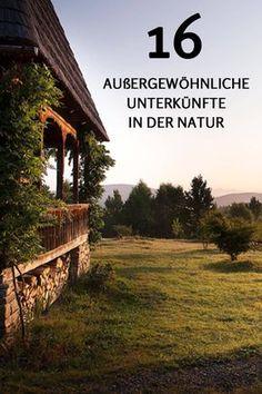 Du willst ANDERS übernachten? Außergewöhnlich? Dann bist Du hier genau richtig: www.landeise.de
