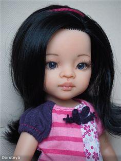Две подружки. ООАК кукол Paola Reina / ООАК Paola Reina, Antonio Juan, Carmen Gonzalez / Бэйбики. Куклы фото. Одежда для кукол