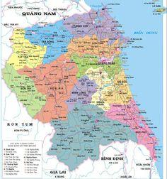 (quangngainay) - Tổng quan tỉnh Quảng Ngãi