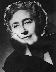 Agatha Christie, the English novelist, is the best selling author of all time with 66 detective novels, including the Hercule Poirot and Miss Marple series and The Mousetrap, the longest running play of all time.  Her books have sold more than 4 billion copies. Dame Agatha Christie was strong, independent and just plain classy.