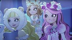 Ever After High   Epic Winter   Blondie Lockes, Ashlynn Ella e Briar Beauty