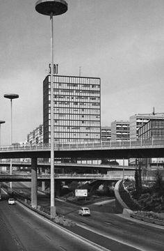 Plaça Cerdà 1972: