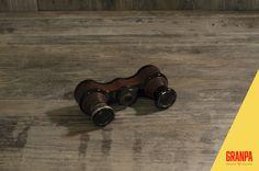 Mini binocolo vintage primi '900 C.P. Goerz Berlin di GRANPAstudio